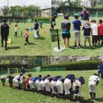 6月20日(日) 野球体験会のお知らせ